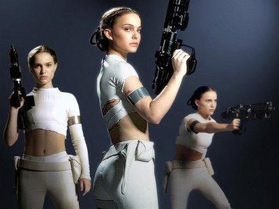 natalie portman star wars 2. Natalie Portman as Padme