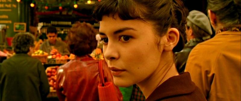 Amelie Duff Point Audrey Tautou